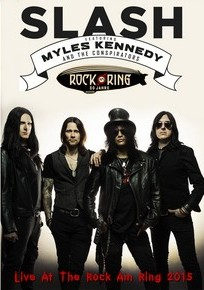 Slash& The Conspirators Rock Am Ring 2015