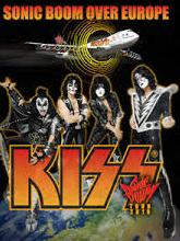 Kiss live In Madrid Spain 2010