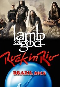 Lamb Of god Rock In Rio Brazil 2015