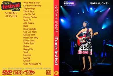 Norah Jones Itunes Festival 2012
