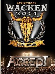 Accept  Wacken LOpen Air 2014