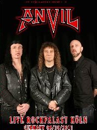 Anvil Rockpalast, Germany 2011
