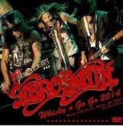 Aerosmith Whiskey A Go Go 2014