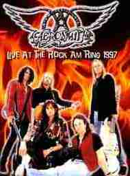 Aerosmith Rock am Ring 1997