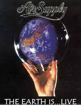 Air supply the earth is 1988