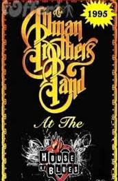 The Allman Brothers Band house of blues New Orleans 1995