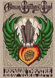 The Allman Brothers Band 40 anniversary Beacon theater N.Y. 2009