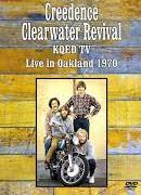 Creedence Clearwater Revival Oakland CA 1970