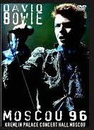 David bowie Live In Moscow Russia 1996