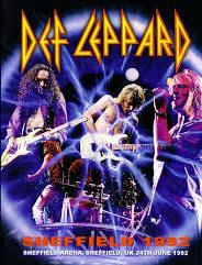 Def Leppard Live in sheffield 1992