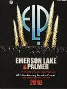 Emerson Lake And Palmer High voltage Festival U.K 2010