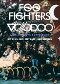 Foo Fighters Voodoo Music & Arts Expirience New Orleans LA. 2017