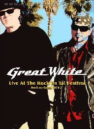 Great White Rock Im Tal Festival 2012
