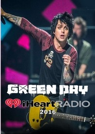 green day  Iheart Radio Theater Burbank CA 2016