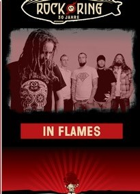 In Flames Rock Am Ring 2015