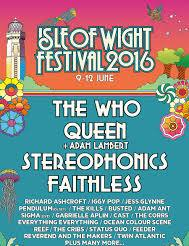 Isle Of Wight Festival Highlights 2016