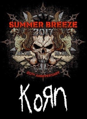 Korn Summer Breeze Festival 2017