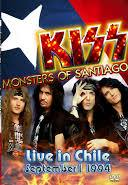Kiss live In santiago De Chile 1994