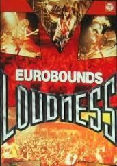 loudness Live in europe 1989