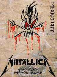 Metallica Sports Palace, Mexico City 1993