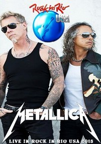 Metallica Rock In Rio Festival 2015