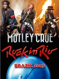 Motley Crue Rock Am Ring Festival Germany 2015