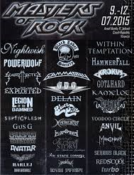 Masters Of Rock Festival 2015