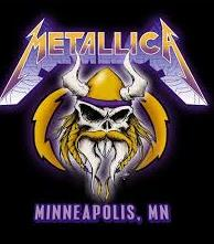 Metallica  U.S Bank Stadium Minneapolis MN. 2016