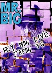 Mr. Big Budokan HAll Japan 1996