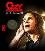 Ozzy osbourne Monsters Of rock chile 1995