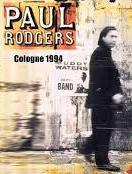 Pual Rodgers Rocklife Germany 1994 1995