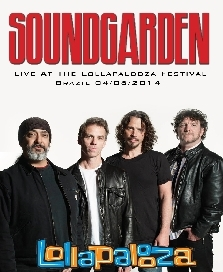 soundgraden Lollapalooza festival 2014