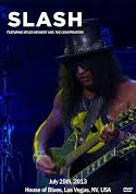 Slash& The Conspirators Las Vegas NV 2013