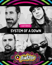 System Of A Down pinkpop Festival 2017