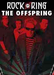 The Offspring Rock Am Ring 2014