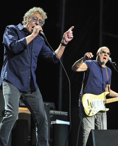 The who  Outside Lands Music & Arts Festival 2017