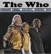 The who Phillips Arena Atlanta GA. 2000
