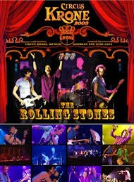 The Rolling Stones Circus Krone Germany 2003