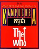 The Who lve concert for kampuchea 1979