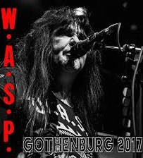 Wasp Live in Sweden 2017