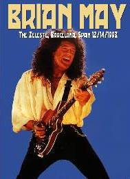 Brian May Brixton Academy London Enghland 1988