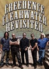 Creedence Clearwater Revisited live concerts 2013