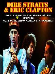 Dire Straits& Eric Clapton Wembley Arena London 1988