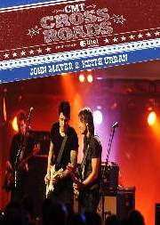 John Mayer & Keith Urbam CMT Croos roads 2010