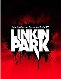 linkin park Moscow russia 2011