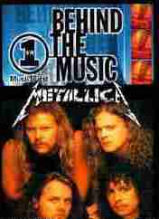 Metallica Behind The Music 2010 Dvd