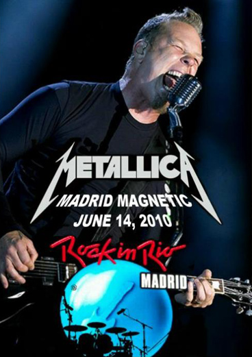 Metallica Rock In Rio 2013