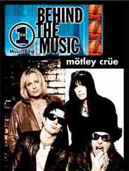 Motle crue Behind the Music Dvds