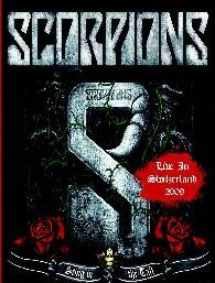 Scorpions Basel Switzerland 2009