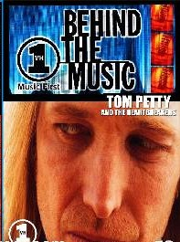 Tom Petty & The Heartbreakers Vh1 Behind the Music dvd
